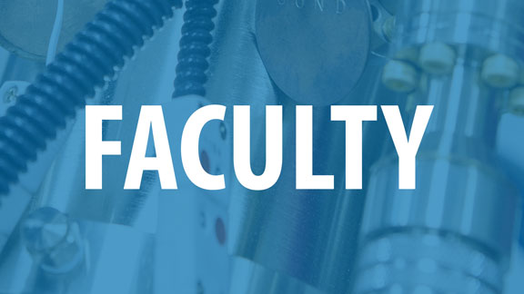 Faculty graphic
