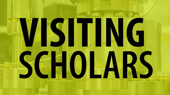Visiting Scholars
